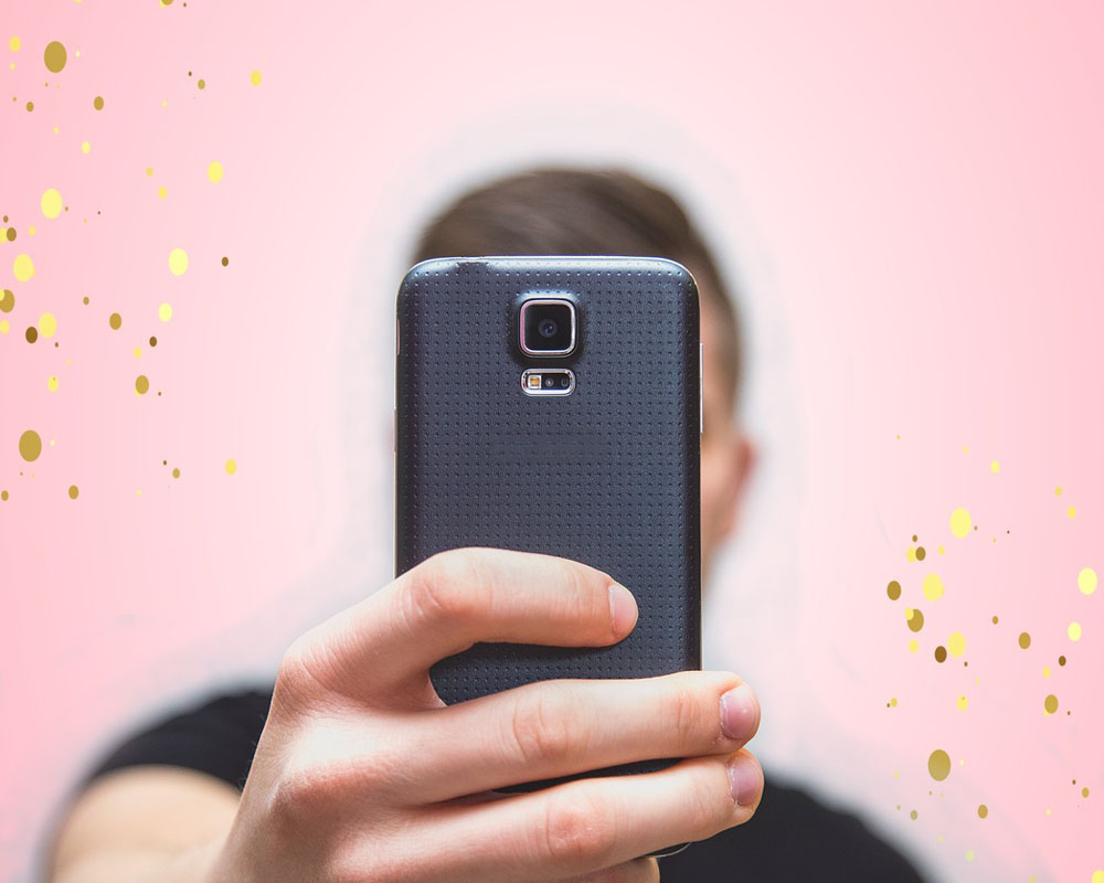 SelfieAlarm Wizard - Handy Fotobox - Mobile Photobooth - Fotobox to go